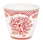 GreenGate / Stephanie Red / Latte Cup