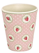 Kop Strawberry Pale Pink fra GreenGate - Tinashjem