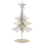 Tree gold with shimmer small fra GreenGate - Tinashjem