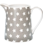 GreenGate / Star warm grey / Kande 0,5 liter